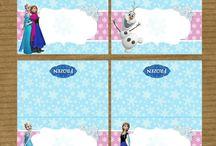 Portia's Frozen Birthday