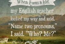 EDUCATION: Teaching English