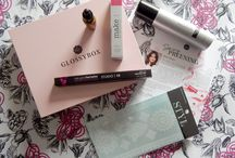 Glossybox April Edition / Read about this months Glossybox over on my blog now http://goo.gl/0fqlq9