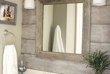 Beach Themed Bathroom / by 4 the love of WOOD