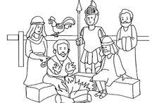 Bible Peter's denial