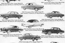 Studebaker ( Stoot die bogger) / Studebaker cars and pic ups