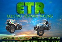 Electro Terrain Racing