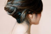 Wedding Hair and Make Up for the Glam Bride / This is your big day! Do it up!!
