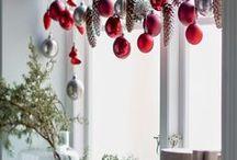 dekorácie vianočné