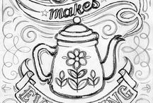 I Love Your Coloring Pages/Printables / Craft/Art