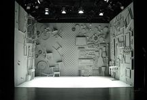STAGE SCENOGRAPHY