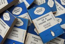 Penguins / All things related to the wonderful publishing house, Penguin books.