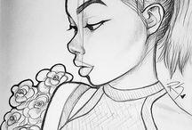 inspiracja do rysowania