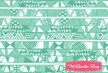 Fabrics / by Danielle Miranda