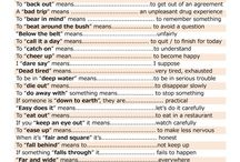 ENGLISH : EXPRESSIONS