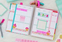 Planners & Notebooks / by pixnglue