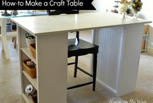 craft room beautiful / by Julie Cluff
