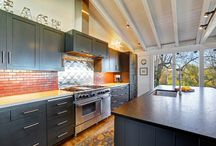Open Kitchens / Awesome open kitchen designs that steal your heart :)