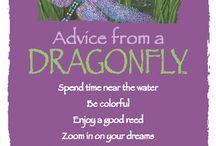 Dragonflies - vir jou my sussie