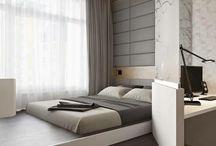 Спальни на возвышенности