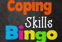 Coping skills / by Donna Dunlap
