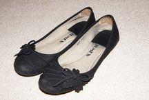 Schuhsammlung Ballerinas