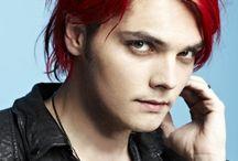 Gerard Way / Sheriff of Emo Town