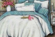 Stella  paintings