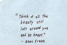 Words that make me SMILE