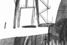 sketchbooks/reportage