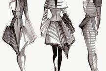 moda cizimleri