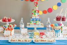 Lacey's 3rd birthday idea's