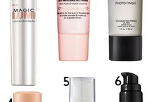 Beauty face  primers