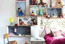 Home Decor: Storage / You can never have enough! Have a look a these gorgeously innovative ways to add some storage to your home.