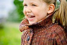 Pletení děti