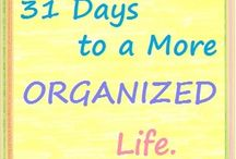 Organize My Life / by Katie Gould-Welch