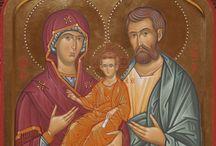 sacra famiglia- sagrada familia