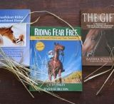 Confidence Building Books for Nervous Horse Riders / The Confident Rider team 'test ride' the latest confidence building books and share our thoughts with you.
