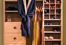 DIY Custom Closets / All of these products and organizational cabinetry are available for customization on www.ClosetsToGo.com