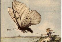 Fairy Tales ilustrations