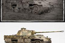 Modele Czolgi WW II