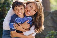 Pelu Tips / Consejos para los papás para criar a sus hijos con amor y compasión y así ayudar a sus niños a crecer más sanos y felices con una imagen más positiva de sí mismos.