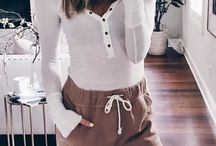Cosy clothes