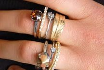 rings, can't get enough!!