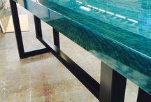 laminat stôl..