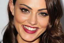 Phoebe Tonkin / Faye Chamberlain in The Secret Circle & Hayley Marshall in The Originals