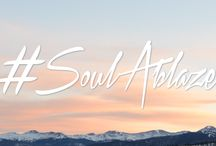 soul ablaze: create magic every day / soul ablaze, create magic, live with intention, free ebook, self-development, self-improvement, surrender, awareness, intuition, live the life you want