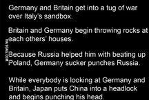 history in nutshell