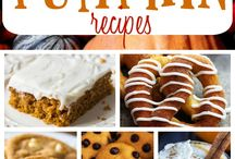 Fall Foods / recipes, party ideas