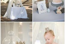 Baby bday party ideas