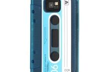 Coque Cassette Samsung Galaxy S II