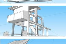 Grafika 3D / Rysunki i projekty w 3D