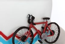 bicycle fondant