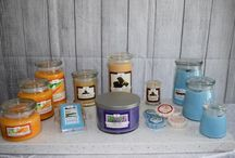 Our Candles and Melts / Candles and Signature Melts